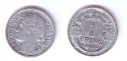 France 1 Franc 1950 B - H. 1 Franco