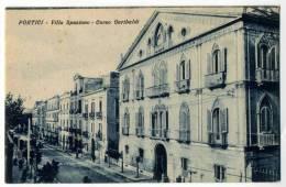 Portici: Villa Spasiano - Corso Garibaldi - Portici