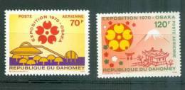 Dahomey ( Benin )  Yvert  PA N° 127/128** - Az5009 - Benin - Dahomey (1960-...)