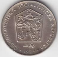 @Y@    Tsjechoslowakije  2 Koruny  1974   UNC  (C481) - Tchécoslovaquie