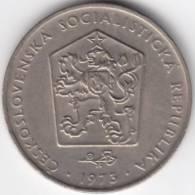 @Y@    Tsjechoslowakije  2 Koruny  1973   UNC  (C482) - Tchécoslovaquie