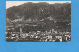 66 ARLES Sur TECH : Vue Générale N°36152 - Autres Communes