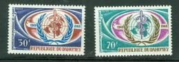 Bénin , Dahomey , Yvert N° 275/276** Neuf Sans Charnière - Az5101 - Benin - Dahomey (1960-...)