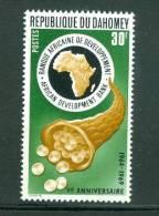 Bénin , Dahomey , Yvert N° 281** Neuf Sans Charnière - Az5102 - Benin - Dahomey (1960-...)