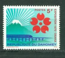 Bénin , Dahomey , Yvert N° 290 ** Neuf Sans Charnière   - Az5104 - Benin - Dahomey (1960-...)