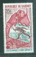 Bénin , Dahomey , Yvert N° 311** Neuf Sans Charnière   - Az5106 - Benin - Dahomey (1960-...)