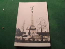 BC3-4-300 Evere Monument Anciens Combattants Voir Verso (nom Des Combattants) - Evere
