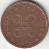 @Y@   Finland 5 Pennia  1975  (C495) - Finland