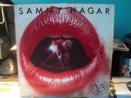 *33 TOURS SAMMY HAGAR. 1982. THREE LOCK BOX. GEFFEN RECORDS - Other - English Music