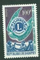Bénin , Dahomey , Yvert N°252** Neuf Sans Charnière - Az5202 - Benin - Dahomey (1960-...)