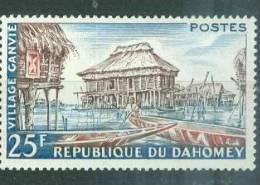 Bénin , Dahomey , Yvert N°155** Neuf Sans Charnière - Az5203 - Benin - Dahomey (1960-...)