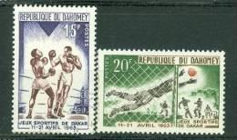 Bénin , Dahomey , Yvert N°196/197** Neuf Sans Charnière - Az5207 - Benin - Dahomey (1960-...)