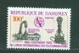 Bénin , Dahomey , Yvert N°222**   Neuf Sans Charnière - Az5214 - Benin - Dahomey (1960-...)