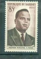 Bénin , Dahomey , Yvert N°158 **   Neufs Sans Charnière - Az5217 - Benin - Dahomey (1960-...)