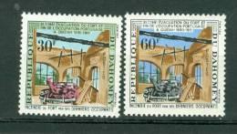 Bénin , Dahomey , Yvert N°172/173**   Neufs Sans Charnière - Az5218 - Benin - Dahomey (1960-...)