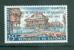 Bénin , Dahomey , Yvert N°170**   Neufs Sans Charnière - Az5219 - Benin - Dahomey (1960-...)