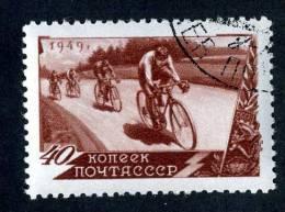 11143)  RUSSIA 1949  Mi.#1360  (o) - 1923-1991 URSS