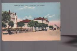 Cpa,   Cagnac Les Mines , Entrée De La Ville Coté Albi   , Non Voyagé - France