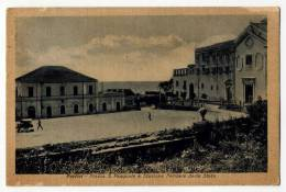Portici: Piazza S. Pasquale E Stazione Ferrovie Dello Stato - Portici