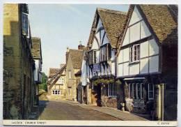 Royaume-Uni--LACOCK---Chuch Street - Angleterre