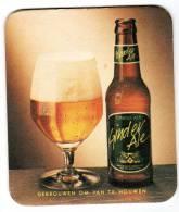 Belgique Ginder Ale - Sous-bocks