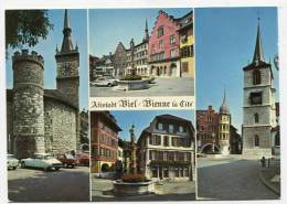 SWITZERLAND - AK143322 Altstadt Biel / Bienne La Cité - BE Bern