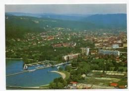 SWITZERLAND - AK143323 Biel / Bienne - Plage Et Port Vue Générale - BE Bern