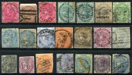 INDIA - Accum. Of Remaining Stamps (lower Condition) - Indien (...-1947)
