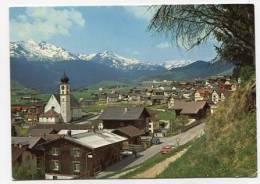 SWITZERLAND - AK143418 Disentis / Mustér Gegen Oberalppass - GR Graubünden