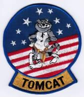 PATCH ECUSSON TOMCAT - Aviazione