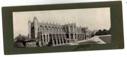 Panoramic Card  , 20.5 X 10 Cm , WINDSOR , St , George´s Chapel. , Vierge , Frais Fr : 1.60€