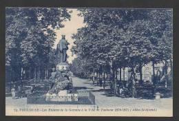 DF / 31 HAUTE GARONNE / TOULOUSE / LES ENFANTS DE LA GARONNE A LA VILLE DE TOULOUSE 1870-1871 - Toulouse