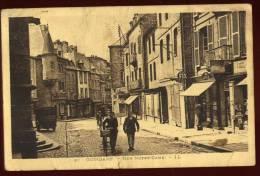 Cpa  Du  22  Guingamp  Rue Notre Dame    EUG7 - Guingamp