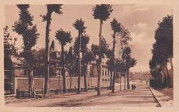 CPA 35  VITRE ,promenade Saint-Yves. - Vitre