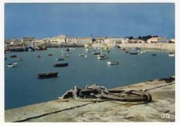 ILE DE NOIRMOUTIER - L'HERBAUDIERE - Le Port De Pêche - Ile De Noirmoutier