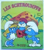 ALBUM PANINI 1983 LES SCHTROUMPFS COMPLET
