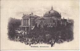 6099 - Kristiania Nationalteatret - Norvège