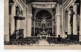 Bourg La Reine Interieur De L Eglise - Bourg La Reine