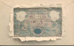 Billet   Français De 100 Fr - Monedas (representaciones)