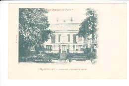 CHAMPROSAY  --  Propriété D'Alphonse Daudet - France