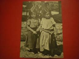 Amérique Latine, 2 Petites Filles - Cartes Postales