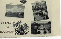 Un Saluto Da Roccagorga (Latina). Vedutine. - Latina