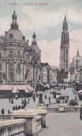 ANVERS- CANAL AU SUCRE VG 1911 BELLA FOTO D´EPOCA ORIGINALE 100% - Belgio