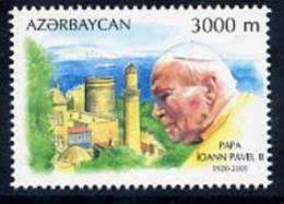 AZERBAIJAN 2005 Pope John Paul II MNH / ** - Azerbaïjan