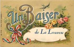 Depts Divers-ardeche-ref E85- Un Baiser De La Louvesc - - La Louvesc