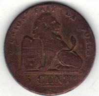 COINS BELGIUM MORIN CAT N° 68TB  (9001) - 1831-1865: Léopold I