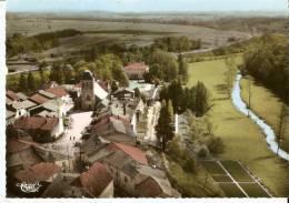 CP  88  CHATILLON -sur -SAONE    125-28 A    Le Centre Du Bourg Et Vallée De L'apance - Andere Gemeenten