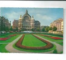 ANVERS  GARE CENTRALE--  -- 1968  --  Viaggiata - Belgio