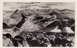 Le Mont-Dore Vue Panoramique Du Mont-Dore - Le Mont Dore