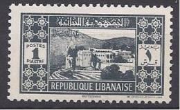 Lebanon1939:Yvert164 Mnh** - Great Lebanon (1924-1945)